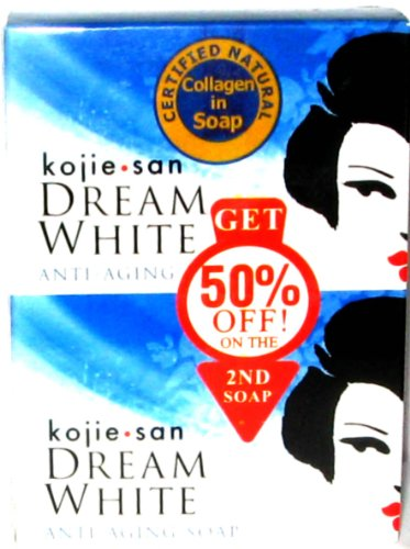 KOJIE VARIANTS SHIPPING WHITENING 2X135GRAMS product image