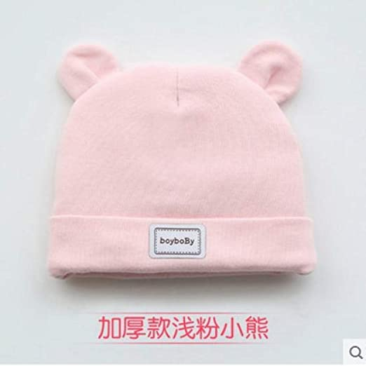mlpnko Sombrero de bebé, Gorro fetal, niño, recién Nacido, niño ...