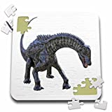 3dRose Boehm Graphics Dinosaur - Ampelosaurus Dinosaur Turned slightly to the Left - 10x10 Inch Puzzle (pzl_282244_2)