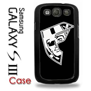 Samsung Galaxy S3 Plastic Case - Raiders Football Famous Stars and Straps Logo Raider Nation Famous