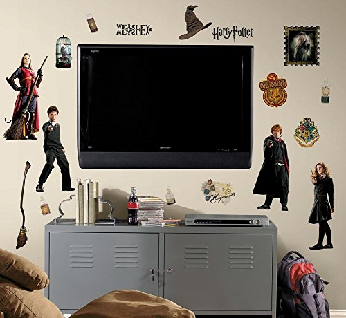 RoomMates RMK1547SCS Wall Decal, Harry Potter
