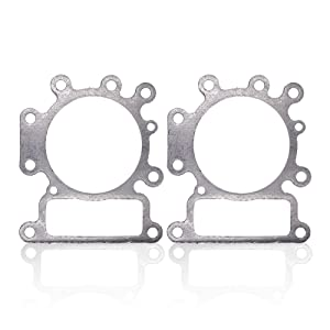 2pack Cylinder Head Gasket Replaces for Briggs & Stratton 796584 699168, 692410 Compatible with Toro # 796584 Cylinder Head Gasket