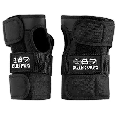 187 Killer Pads Wrist Guards, XS by 187 Killer Protection