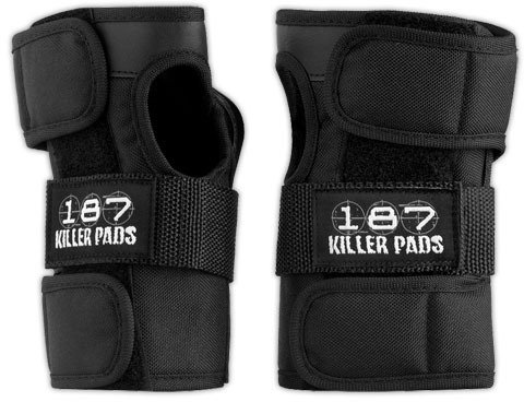 187 Killer Pads Wrist Guards, L