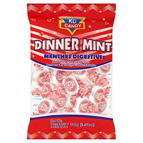KC Dinner Mints (Pack of 4 X 3.52oz)