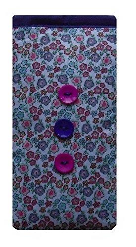 Ditsy Blumen Apple iPhone 5 / 5c / 5 s Socke / Tasche / Case