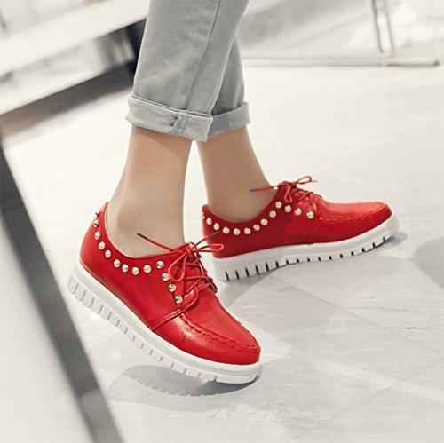 Frühjahr und Herbst Damen Spitze Damen-Schuhe Damen-Schuhe Damen-Schuhe Damen-Schuhe Damen-Schuhe Damen-Schuhe Damen-Schuhe, US6,5