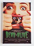 Dead Alive Movie Poster Fridge Magnet (2.5 x 3.5 inches)