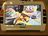 iView 7HD Color Portable Video Magnifier - 5 Hours of Battery Use!