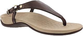 Vionic Womens Rest Kirra Leather Sandals