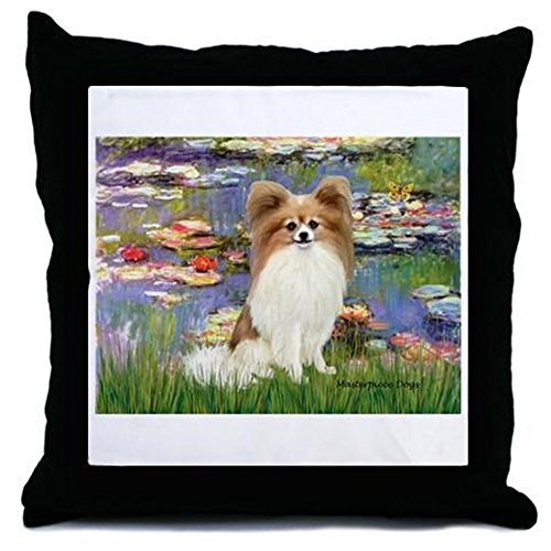 Fawn Papillon - Decor Throw Pillow (18