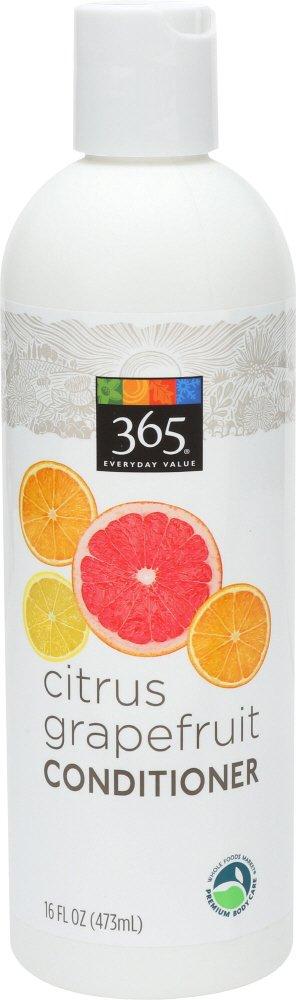 365 Everyday Value, Citrus Grapefruit Conditioner, 16 fl oz