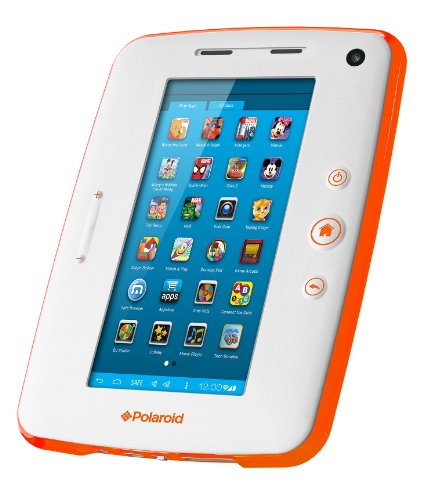 Polaroid PTAB780 Tablet Preloaded Educational