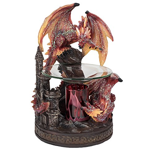 electric dragon oil warmer - 7