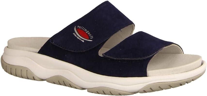 Gabor Comfort Damen Pantoletten NV 26.921.36 blau 584143