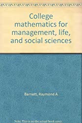 College mathematics for management, life, and social sciences