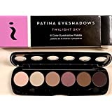SKINN Patina Eyeshadows in Twilight Sky with Applicator (Boxed)