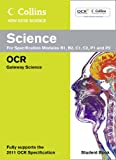 Collins GCSE Science 2011 – Science Student Book: OCR Gateway