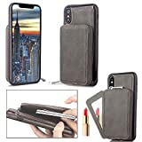 Best Wallet Cases With Cosmetics Mirrors - iPhone X Wallet Case, iPhone X Card Holder Review