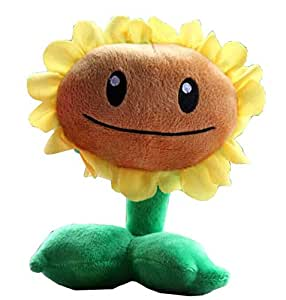 Plants Vs Zombies Garden Warfare Plush Toy Sunflower Pvz Soft Doll Toys Games