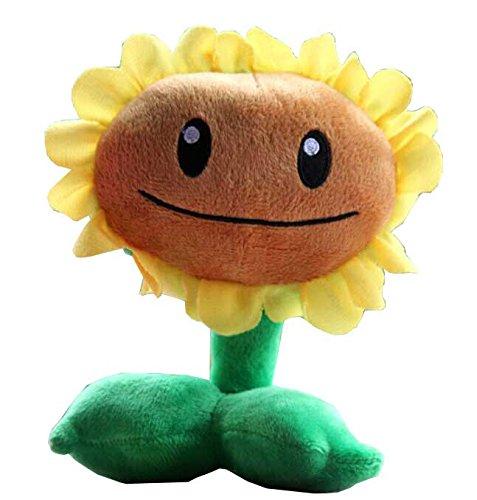 Plants Vs Zombies Garden Warfare Plush Toy Sunflower PVZ Soft Doll (Plants Vs Zombies Garden Warfare 2 Plush Toys)