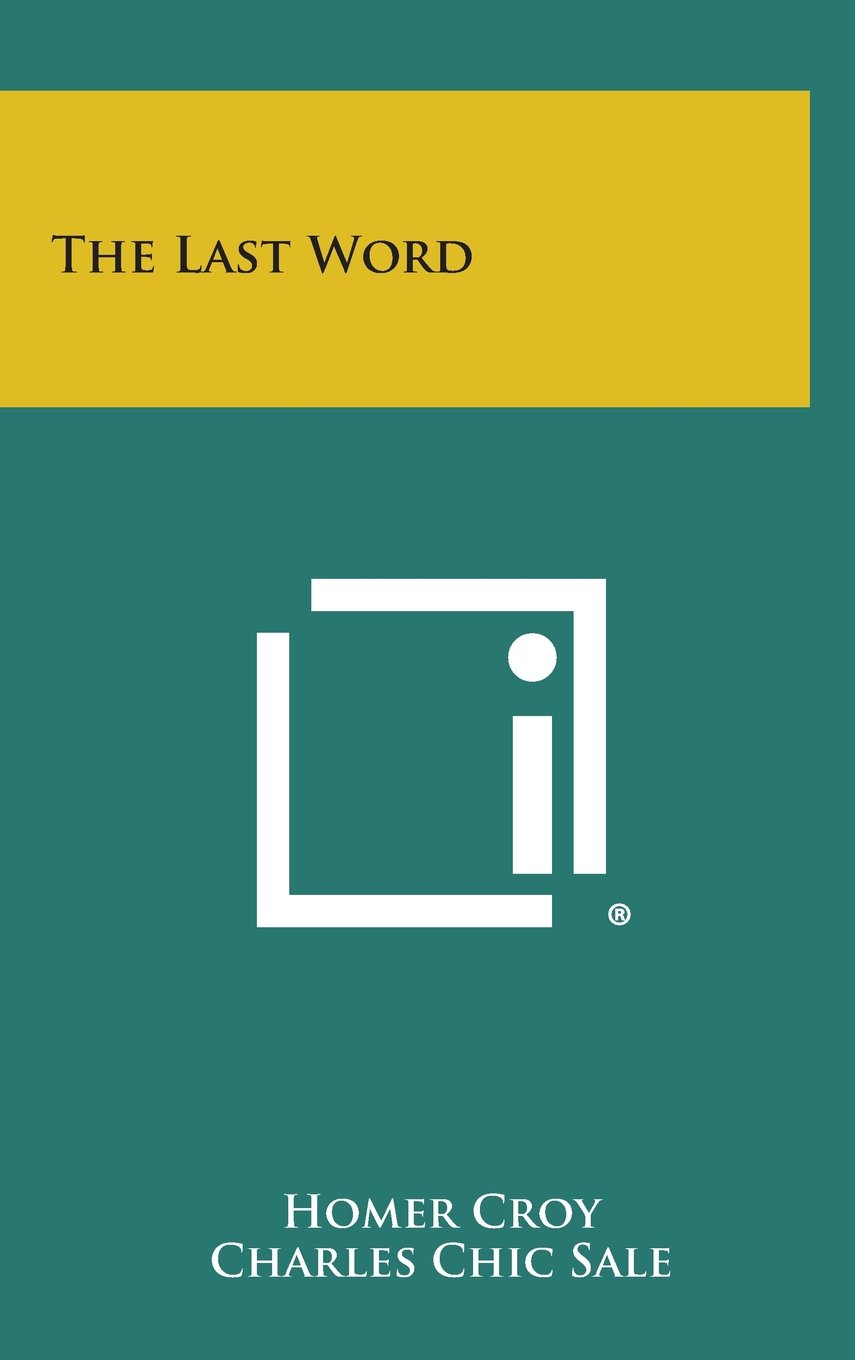 Download The Last Word pdf