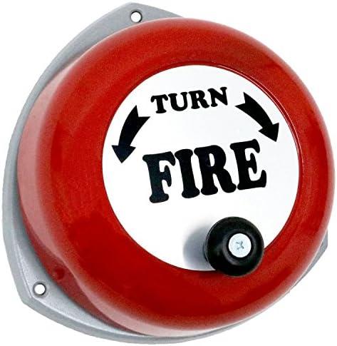 Oypla Timbre giratoria de Emergencia para Incendios, OYP3060: Amazon.es: Bricolaje y herramientas