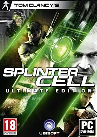 Tom Clancy's Splinter Cell Ultimate Edition (PC DVD) (Window Ultimate 7)
