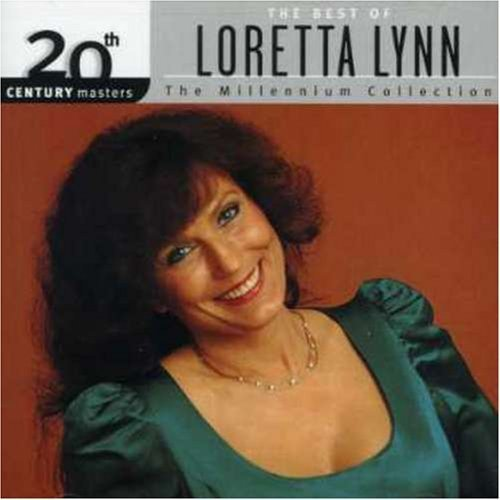 Loretta Lynn Songs - 20th Century Masters: The Best Of Loretta Lynn (Millennium Collection) by Lynn, Loretta [Music CD]