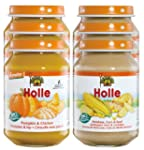 Holle Organic Baby Meat Jars - Meaty...