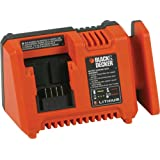 BLACK+DECKER L2ACF-OPE 20V MAX Lithium Ion Fast Charger