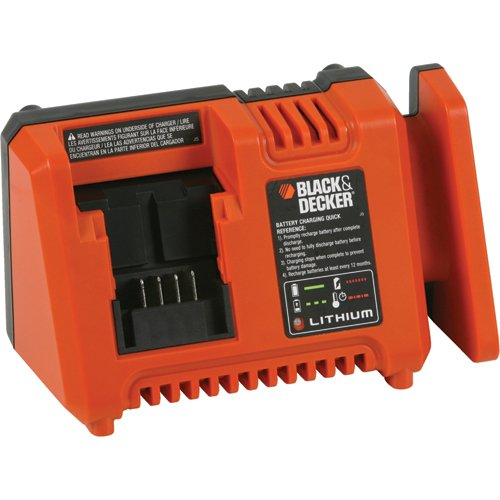UPC 885911282406, BLACK+DECKER L2ACF-OPE 20V MAX Lithium Ion Fast Charger