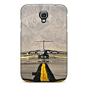 Cynthaskey Premium Protective Hard Case For Galaxy S4- Nice Design - Ac 17 Globemaster by icecream design