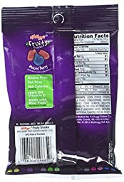 Kellogg\'s Fruity Snacks, Mixed Berry, 2.5 Ounce (Pack of 48)