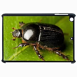 Customized Back Cover Case For iPad Air 5 Hardshell Case, Black Back Cover Design Insect Personalized Unique Case For iPad Air 5 wangjiang maoyi by lolosakes