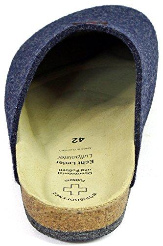 Marine Filzsohle Bio Fußbett amp; Biopantoffel ABS Filzclogs q6wTfFxg