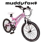 "MuddyFox Vip 20"" Dual Suspension Moun..."