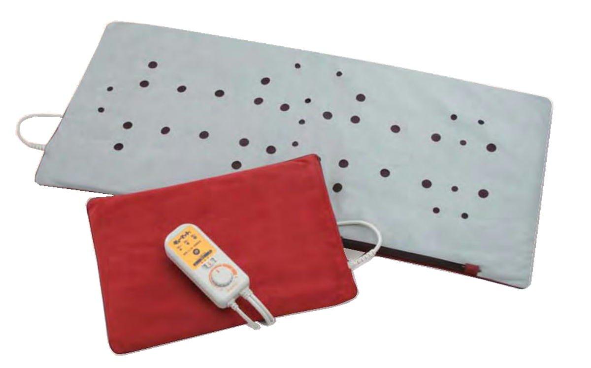家庭用温灸器 キューマット AC-8000 (もぐさ+さんごのハイブリッドバージョン) B07CMS571H