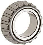 Timken 02475 Tapered Roller Bearing Inner Race Assembly Cone, Steel, Inch, 1.2500'' Inner Diameter, 0.875'' Cone Width