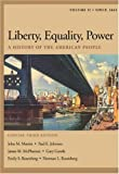 Liberty, Equality, Power 9780534264642