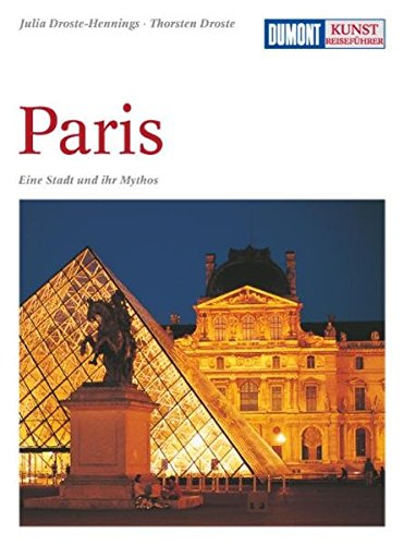 DuMont Kunst Reiseführer Paris