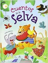 Cuentos De La Selva (Cuentos Animados): Amazon.es: Equipo