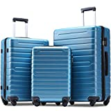 Best luggage sets - Flieks Luggage Sets 3 Piece Spinner Suitcase Lightweight Review