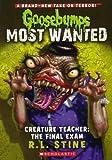 Creature Teacher, R. L. Stine, 0606353895