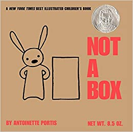 Image result for not a box book