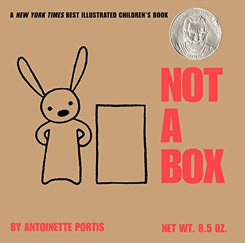 Amazon.com: Not a Box (9780061994425): Portis, Antoinette, Portis ...