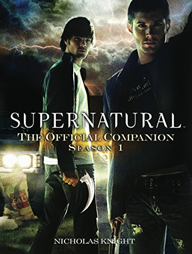 Supernatural: The Official Companion Season 1]()