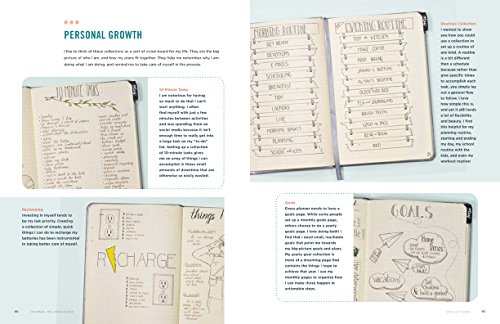 Journal Me Organized: The Complete Guide to Practical and Creative Planning by Get Creative 6 (Image #5)