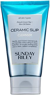 product image for Sunday Riley Ceramic Slip Cleanser, Unscented, 5 Fl Oz