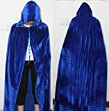 Wall of Dragon Long Purple Green Red Black Cloaks Hood Cape halloween costumes for women vampire Men gothic scary Fancy cosplay